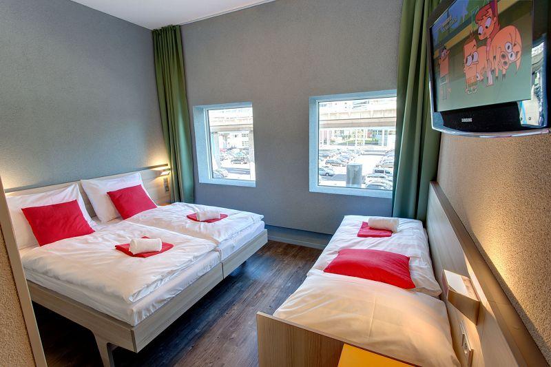 Meininger Hotel Amsterdam F R Klassenfahrten Und Gruppen