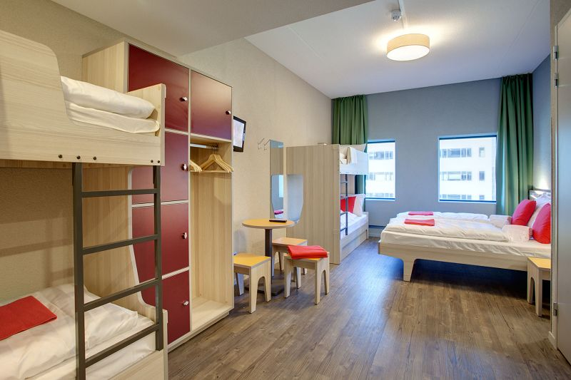 Booking Student Room