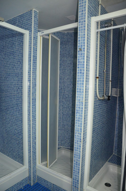 Hostel duschen