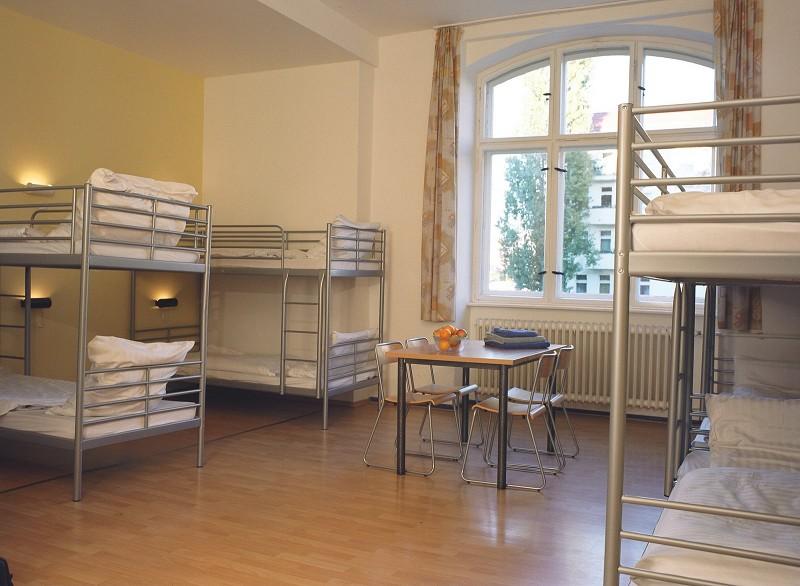 A O Hostel Hotel Berlin Friedrichshain Fur Klassenfahrten Und