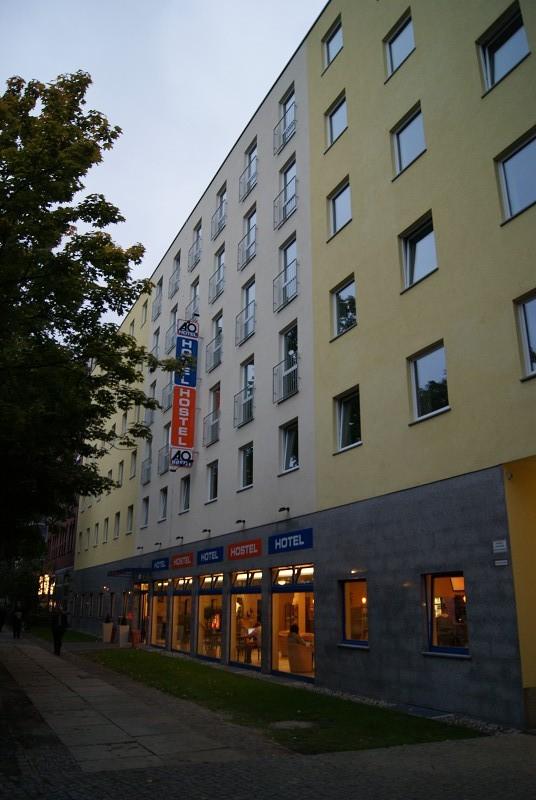 Ao Hotel Berlin Hauptbahnhof