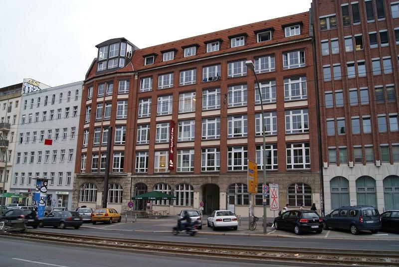 Berlin Friedrichshain Hotel