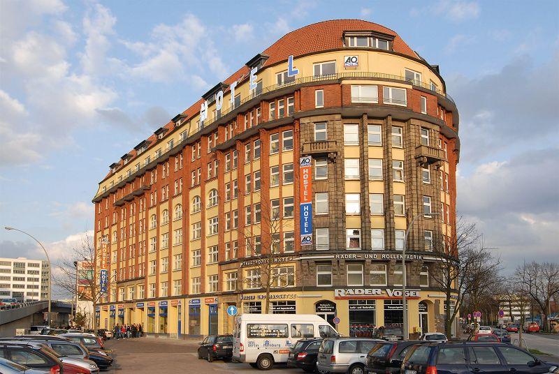 Bahnreise Nach Hamburg Mit Hotel