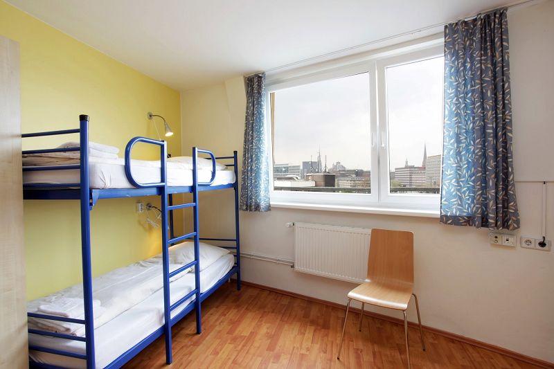 A&O Hostel und Hotel Hamburg Hauptbahnhof für