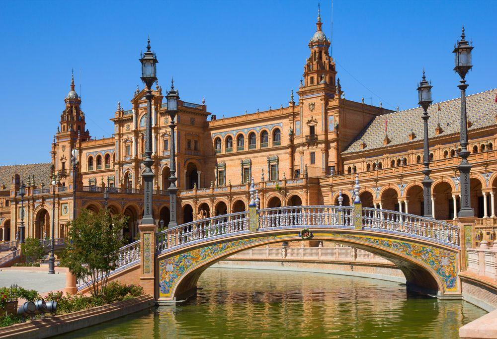 Gruppenreisen und klassenfahrten andalusien in sevilla und for Design hotels andalusien