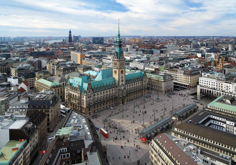 Tipico Hamburg Hbf