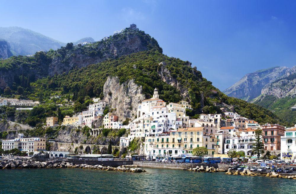Hotels In Amalfi Italien