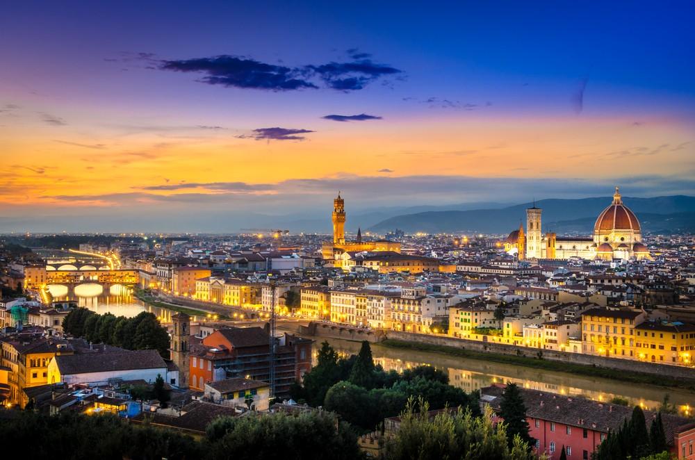 Gruppenreisen Und Klassenfahrten Florenz Toskana