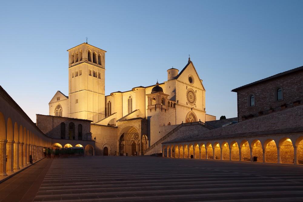 Gruppenreisen Umbrien Klassenfahrten Assisi Perugia